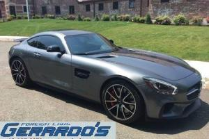 2016 Mercedes-Benz AMG GT S 2dr Coupe Coupe 2-Door Automatic 7-Speed V8 4.0L