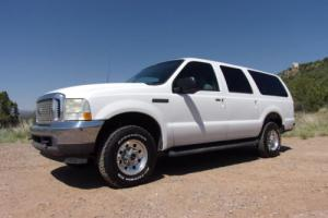 2002 Ford Excursion Seats 9 People
