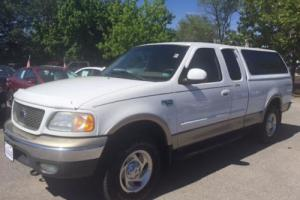 """2000 Ford F-150 Supercab 139"""" 4WD Lariat"""