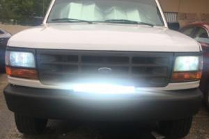 1996 Ford F-250 Regular Cab
