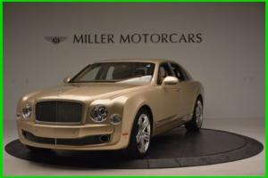 2011 Bentley Mulsanne for Sale