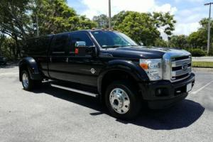 2015 Ford F-450 F-450 PLATINUM