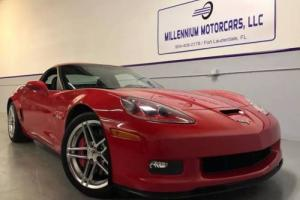 2006 Chevrolet Corvette Z06 2dr Coupe Coupe 2-Door Manual 6-Speed V8 7.0L