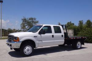 2001 Ford F-450 Flatbed 7.3L Diesel