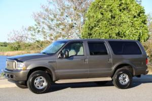 2003 Ford Excursion LIMITED 7.3