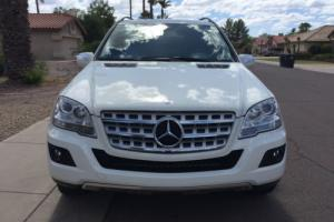 2010 Mercedes-Benz M-Class ML 350 Photo