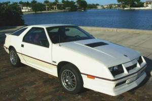 1985 Dodge Daytona for Sale