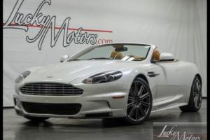 2010 Aston Martin DBS Volante 1 Owner Clean Carfax for Sale