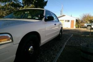 2009 Ford Crown Victoria P 71