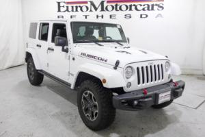 2017 Jeep Wrangler Rubicon Hard Rock 4x4