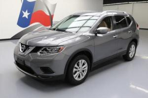 2015 Nissan Rogue SV REARVIEW CAM ALLOY WHEELS