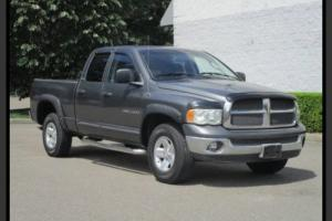 2002 Dodge Ram 1500 SLT 4x4 Quad cab Pick up