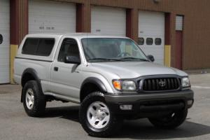2003 Toyota Tacoma Colorado Truck, Nice Shape, Matching Cap, 4x4