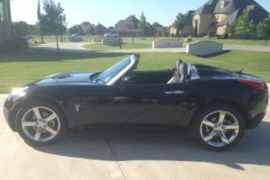 2008 Pontiac Solstice GXP Roadster Photo