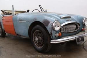 1966 Austin-Healey 3000 BJ8 Photo