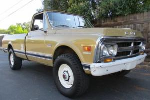 1970 GMC Sierra 2500 c/k pickup 1500 K20 C10 Blazer Other Chevrolet Photo