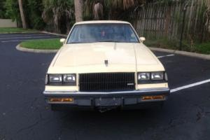 1987 Buick Regal Photo