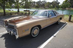 1978 Cadillac Eldorado Biarritz Photo