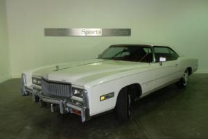 1976 Cadillac Eldorado Photo