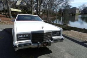 1984 Cadillac Eldorado Biarritz Photo