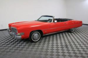 1974 Cadillac Eldorado VEGAS SHOW CAR LOW MILES Photo