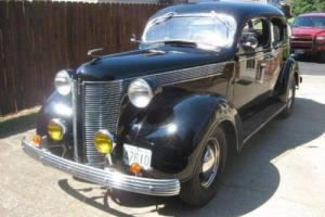 1937 DeSoto 376S3 228.1 cubic inches Photo