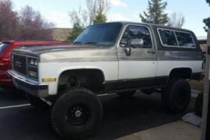1989 GMC Other Photo
