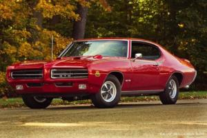 1969 Pontiac GTO Judge Photo