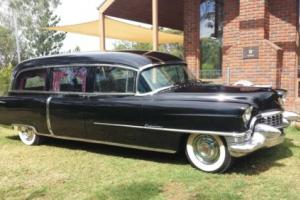 1955 Cadillac Meteor Hearse Photo
