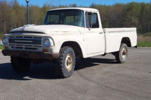 1968 International Harvester 1200c Photo