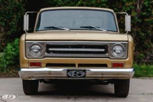 1969 International Harvester 1100D Harvester Pickup