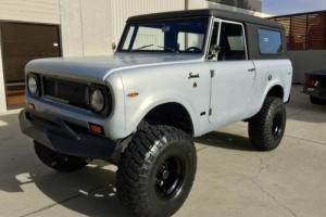 1971 International Harvester Scout Photo