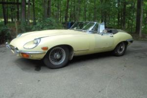 1970 Jaguar E-Type Roadster Photo