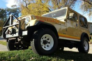 1981 Jeep CJ Renegade Photo