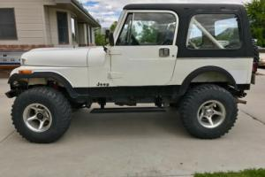 1985 Jeep CJ7 Photo