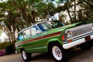 1970 Jeep Wagoneer Wagoneer Photo