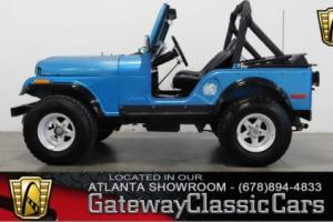 1978 Jeep CJ -- Photo
