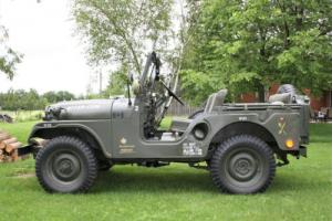 1967 Willys M38A1 Photo