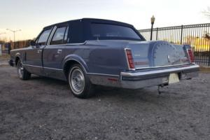 1983 Lincoln Mark Series Photo