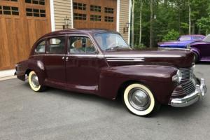 1942 Lincoln MKZ/Zephyr Photo