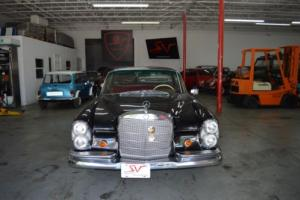 1963 Mercedes-Benz 200-Series FANTASTIC CAR, SUCH A NICE CONDITION!!! Photo