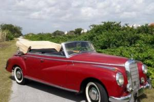 1952 Mercedes-Benz Cabriolet Photo