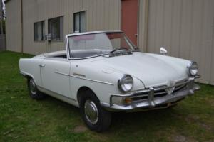 1967 NSU Wankel -- Photo