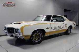 1972 Oldsmobile Cutlass Pace Car Photo