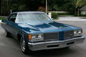 1976 Oldsmobile Ninety-Eight LS - 55K MI Photo