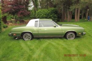 1979 Oldsmobile Cutlass Supreme Photo