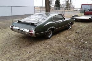 1972 Oldsmobile 442 Photo