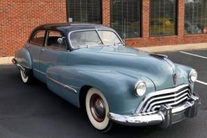 1946 Oldsmobile Model 98 -- Photo