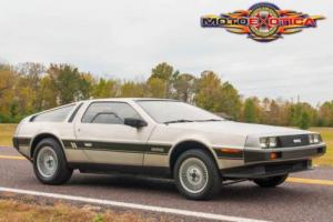 1981 DeLorean DeLorean DMC-12 DMC-12 Photo