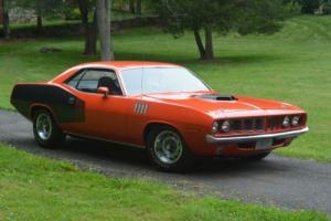 1971 Plymouth Barracuda HemiCuda Photo